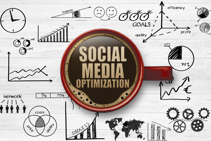 Social Media Optimization digital services