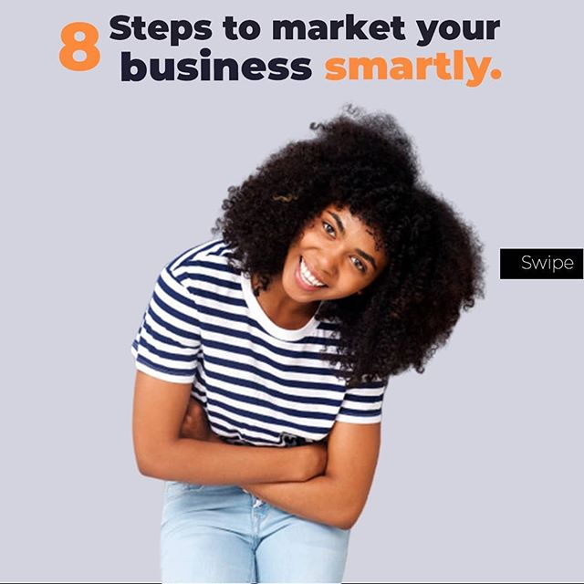 8 steps to market your business smartly